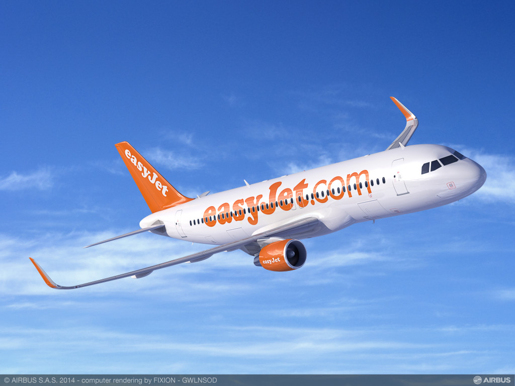 easyJet announces a record number of flights