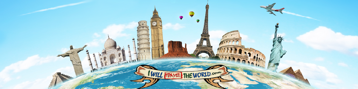 iwilltraveltheworld header