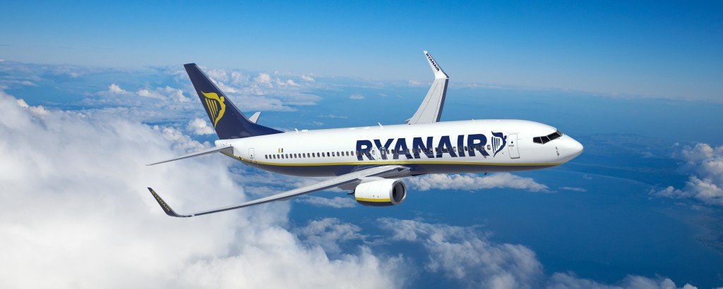 Winter sale at Ryanair